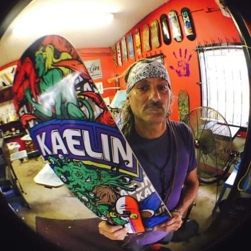 Kaelin-Skateboards